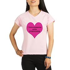 Heart_large Performance Dry T-Shirt
