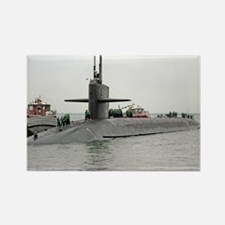 georgia ssbn large framed print Rectangle Magnet
