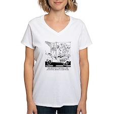 6407_driving_cartoon Shirt