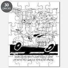 6407_driving_cartoon Puzzle