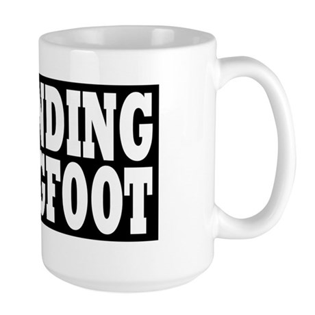 FINDING BF Large Mug