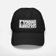 FINDING BF white Baseball Hat