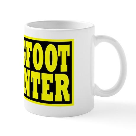 hunter yellow Mug