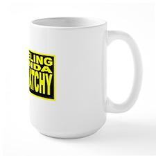 SQUATCHY yellow Mug