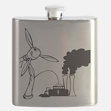 Turbine Wins. Flask