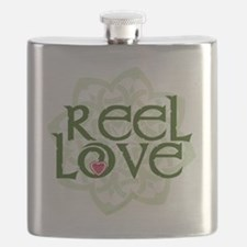 reel love for irish dance with heart and cel Flask
