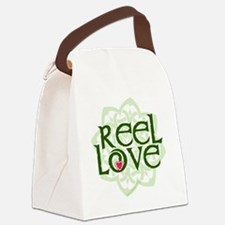 reel love for irish dance with he Canvas Lunch Bag