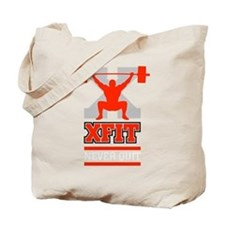 Crossfit Cross Fit Champion Lifter Dark Tote Bag