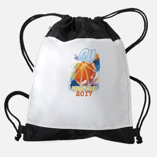 GU Final Four 2017 Basketball Drawstring Bag