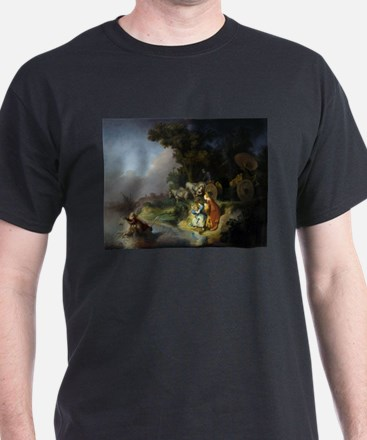 The abduction of Europa - Rembrandt - c1632 T-Shir