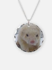 paninsnow2 Necklace