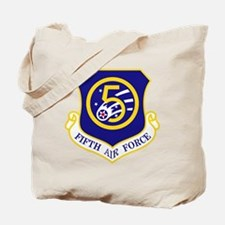 5th-Air-Force Tote Bag