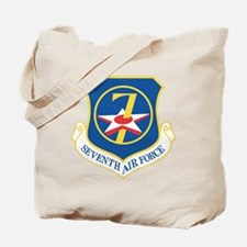 7th-air-force Tote Bag