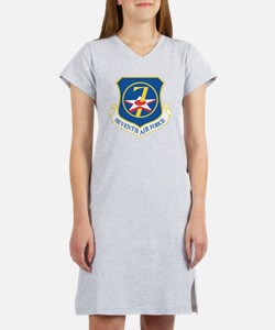 7th-air-force Women's Nightshirt