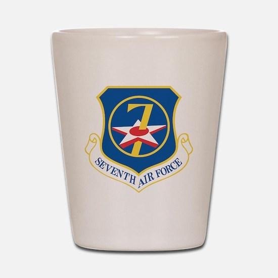 7th-air-force Shot Glass