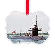 greenling rectangle magnet Ornament