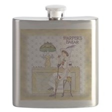 KEEPSAKE-SANDBERG-CokeLadySodaFountain Flask