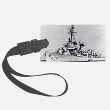 gregory large framed print Luggage Tag