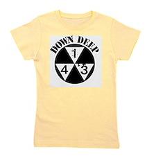143 Down Deep Girl's Tee