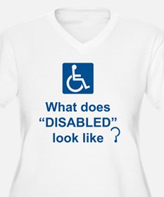 What does disable T-Shirt