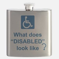 What does disabled look like? Flask