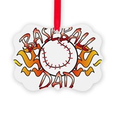 CP-BaseballDAD Ornament