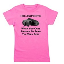 Art_Hollowpoints_When You Care Enough t Girl's Tee