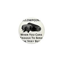 Art_Hollowpoints_When You Care Enough  Mini Button
