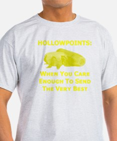 Art_Hollowpoints_When You Care Enoug T-Shirt
