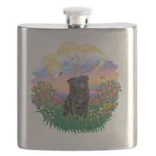 Guardian - Black Pug 17-nc Flask