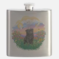 Guardian - Black Pug 17-nc Flask