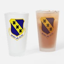 7th-bomb-wing Drinking Glass
