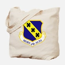 7th-bomb-wing Tote Bag