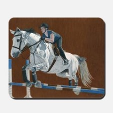 kingston_horse1_signed Mousepad
