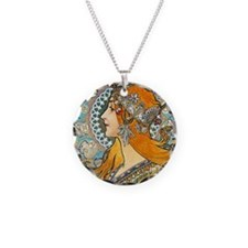 Mucha Cal 3 Necklace