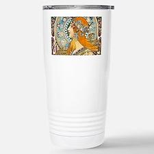 Mucha Cal 3 Thermos Mug