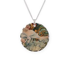 Mucha Cal 2 Necklace