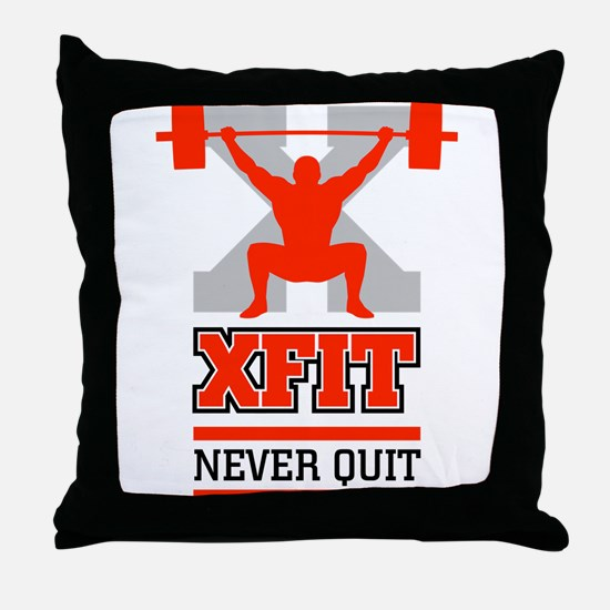 crossfit cross fit champion lifter light Throw Pil