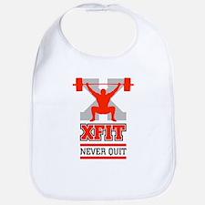 crossfit cross fit champion lifter light Bib