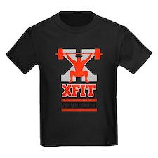 crossfit cross fit champion lifter light T-Shirt
