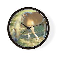 Haflinger Beauty Wall Clock