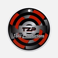 TZP - New Logo1 Round Ornament