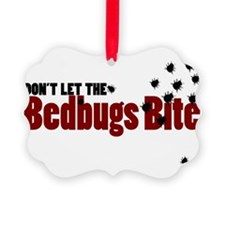 Bedbugs Ornament