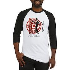 Ip Man  Wing Chun Baseball Jersey