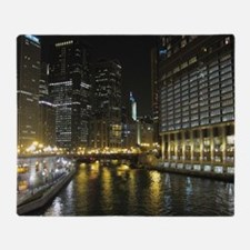 Chicago05 Throw Blanket