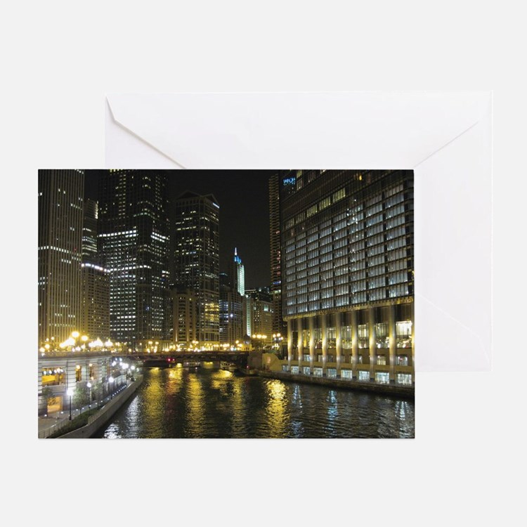 Chicago05 Greeting Card