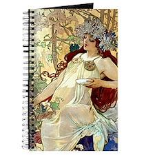 iPad S Mucha Fall Journal