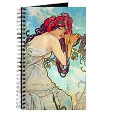 K/S Mucha Spring Journal
