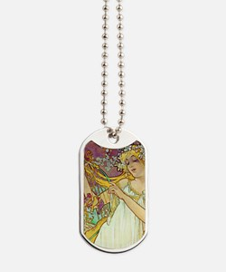 Inc Mucha Spring Dog Tags