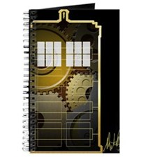 Steampunk TARDIS Journal